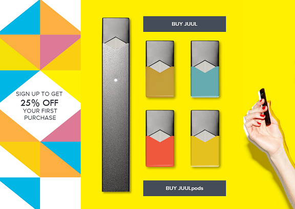 Juul coupon code 2018