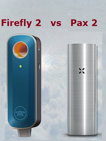 pax 2 and firefly 2 vaporizer comparison