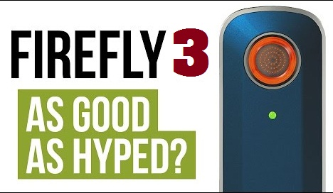 firefly 3 vaporizer review and specs